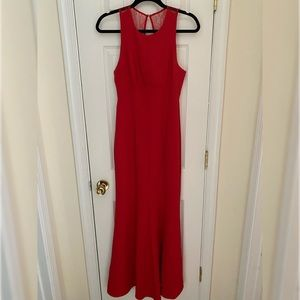 NEW WITH TAGS BCBG Red Formal Dress